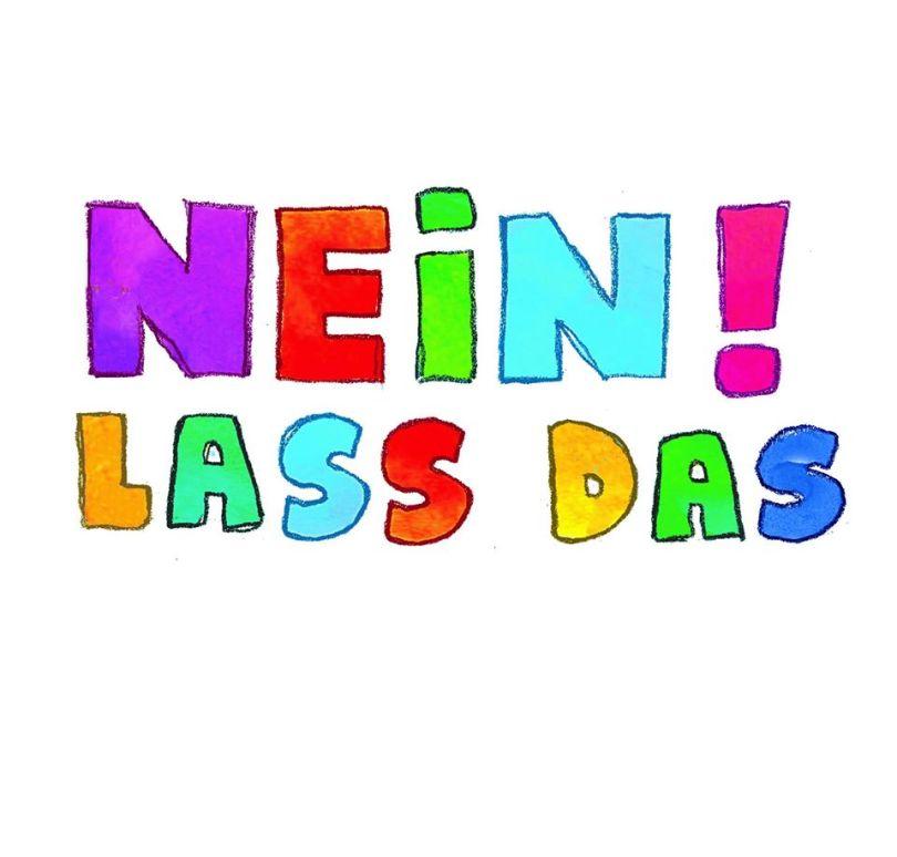 Logo NEIN LASS DAS