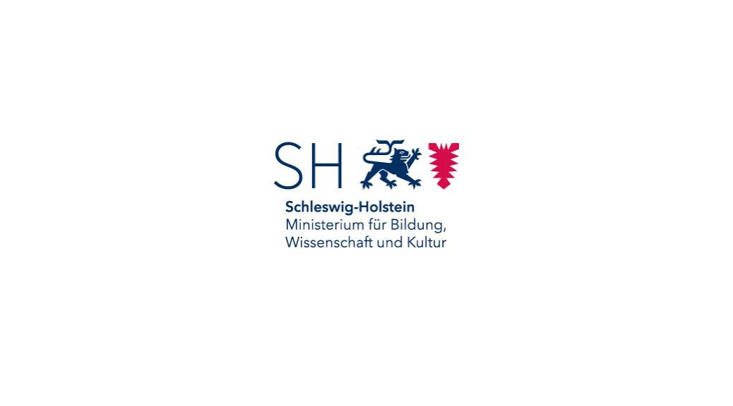 Bildungsministerium - Logo - Ministerium für Bildung, Wissenschaft und Kultur Schleswig-Holstein