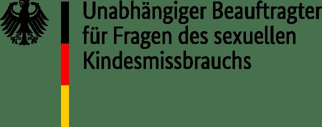 Logo - Unabhängiger Beauftragter für Fragen des sexuellen Kindesmissbrauchs UBSKM