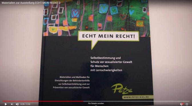 Neuer Film: Materialien zur Ausstellung ECHT MEIN RECHT 2