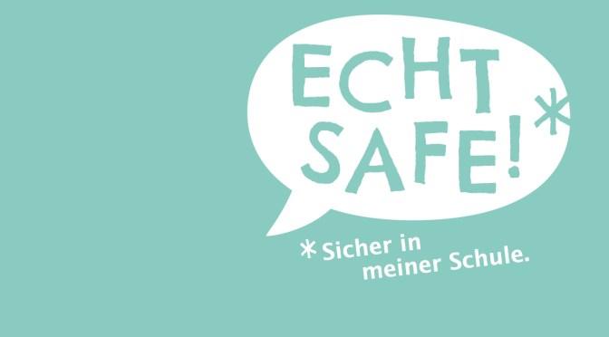 """Projekt """"ECHT SAFE! Sicher in meiner Schule"""" am RBZ Wirtschaft. Kiel gestartet"""