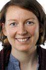 Das Foto zeigt ein Portrait von Johanna Bleckmann