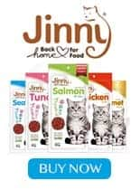 jinny cat treats banner