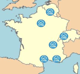 Le CTPA organise des stages à Paris, Marseille, Montpellier, Grenoble, en Suisse à Lausanne et en Belgique à Charleroi
