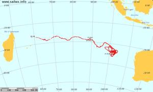 La dérive du flaperon du MH370 vers La Réunion est possible : cette bouée a suivi la même route depuis mars 2014