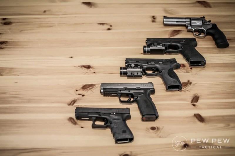 Best Beginner Handguns