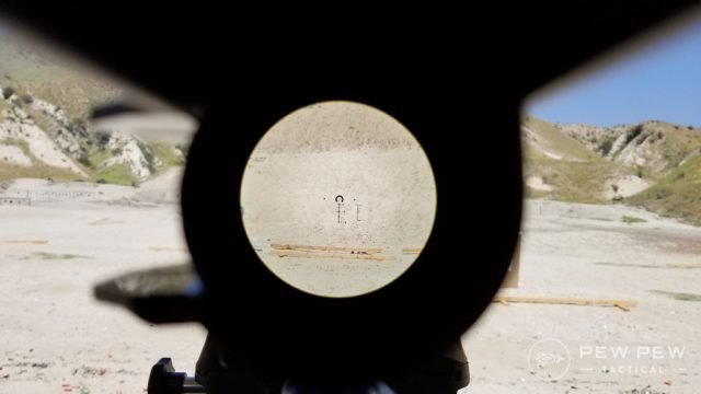Primary Arms at 6x, ACSS Reticle