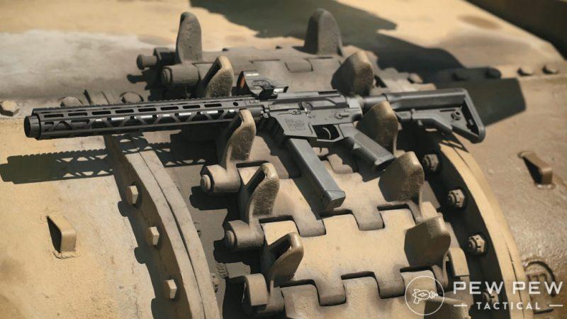 New Frontier C-9 Carbine