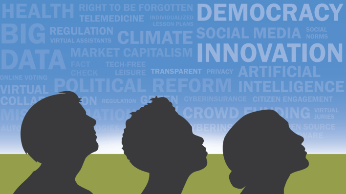 experts predict more digital innovation by 2030 aimed at enhancing democracy | pew research center