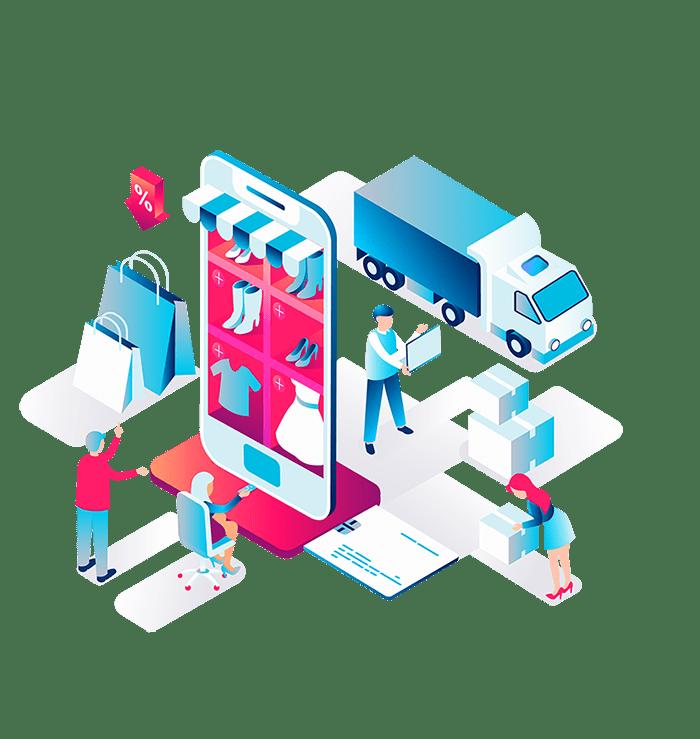 Diseño de tienda online Madrid