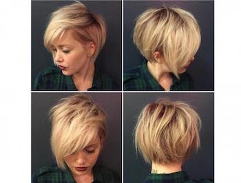 modeles de coiffure coiffure carre court