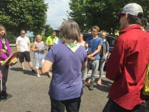 SoLa CaEx 2016 Abfahrt Micheldorf 9 Juli 11-00 Barbaras latest info