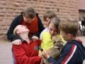 Andrea Kuwalewsky und ihre vier Kinder sind wieder vereint. Fotos: pfalz-express.de/Licht