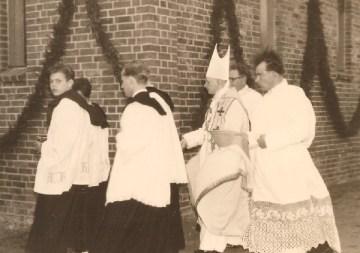 Weihbischof Johannes von Rudloff