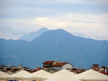 Gebirge Viareggio