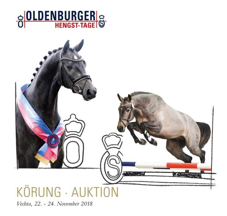 Siegerhengst Oldenburger Körung 2018
