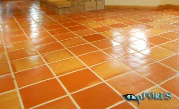 saltillo tile care cleaning