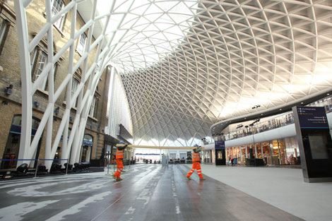 concourse kings cross
