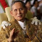 Tod von König Bhumibol Adulyadej von Thailand