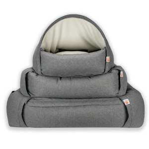 5. Sleepy Fox®-Snuggle Cave Bed for Dogs and Cats-Quilted Grey_Small_Medium_Large_Stacked.jpg