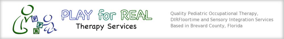 Pediatric Occupational Therapy in Brevard, Florida Logo