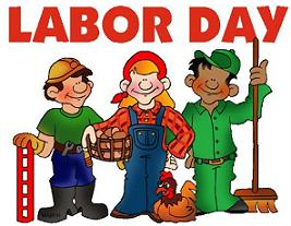 Labor Day Cartoon
