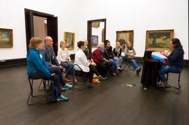 Workshop 6: Kunst erfahren..