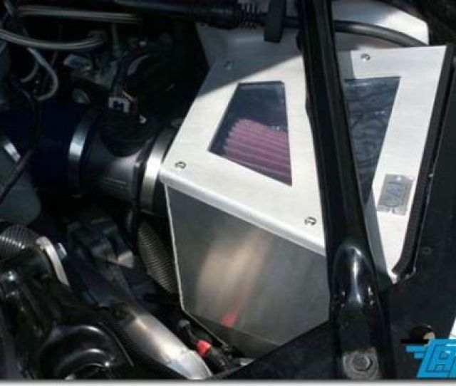 Cold Air Induction System For Grand Prix Gxp