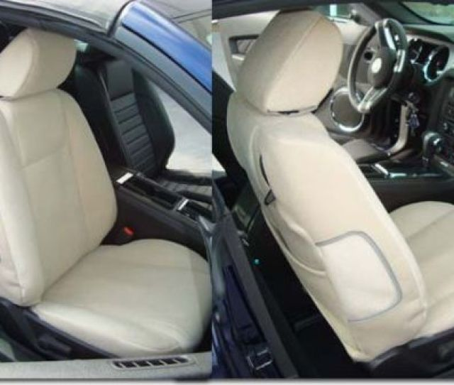 Custom Fit Seat Covers For  Ford Mustang