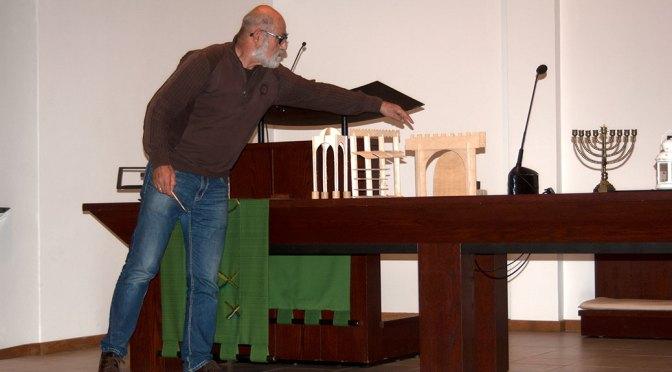 Sjaak Joosse presenteert decor