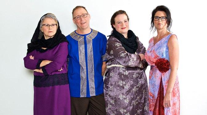 Musical 'Ruth, van graf tot wieg'  Een verhaal van hoop