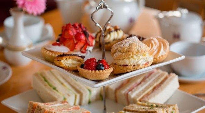 Komt u ook naar de Afternoon Tea?