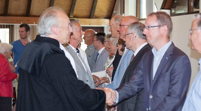 Bevestiging ambtsdragers De Hoeksteen