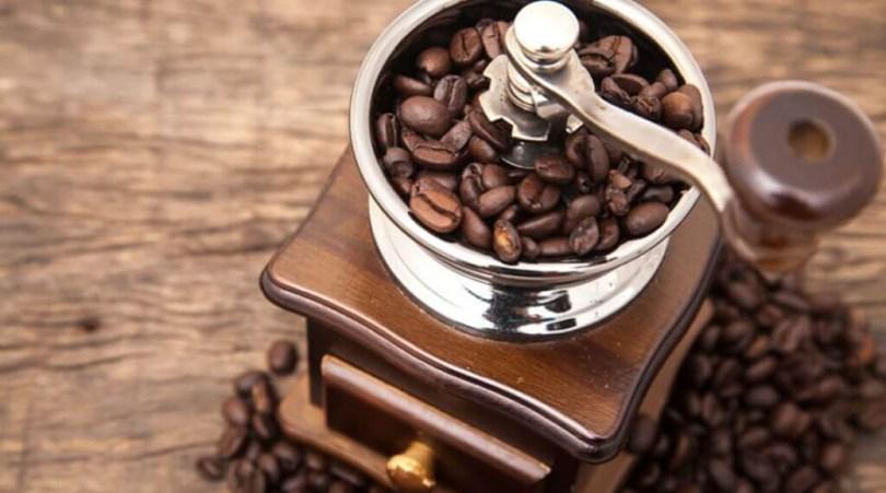 voedselbank koffie