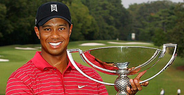 Image result for tiger woods 2007 tour championship