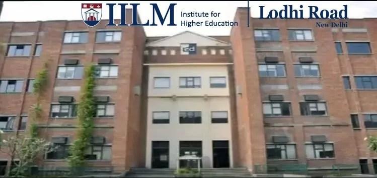 IILMDelhi: IILM Institute For Higher Education lodhi Road