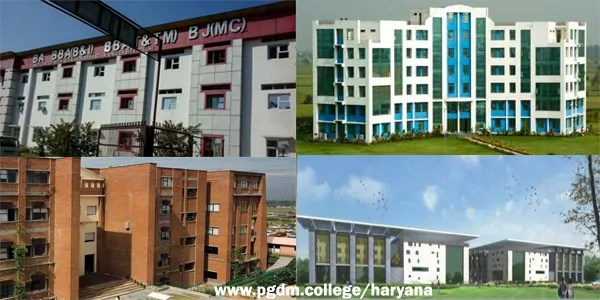 PGDM Colleges in Haryana