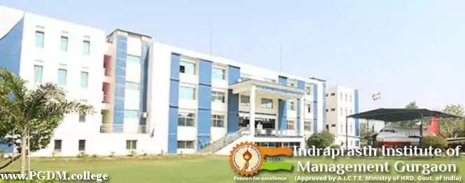 Indraprastha Institute of Management IIMG Gurgaon