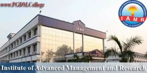 IAMR - Institute of Advanced Management & Research, Ghaziabad