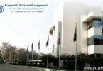 Krupanidhi school of management campus