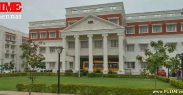 XIME Chennai