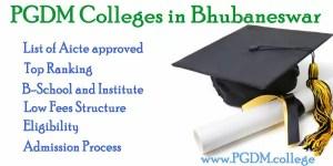 PGDM Colleges Bhubaneswar