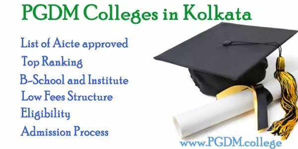 PGDM Colleges Kolkata