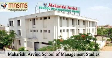 MASMS Jaipur campus