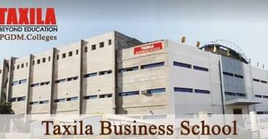 Taxila Business School Jaipur