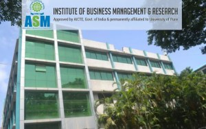 Asm's Institute of Business Management & Research Chinchwad