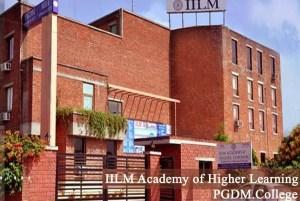 IILM Academy of Higher Learning, IILM lucknow