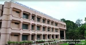 Jaipuria Institute of Management, Jaipuria Lucknow