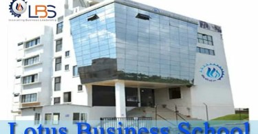LBS Pune campus