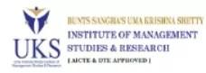 UKS Institute of Management Studies & Research